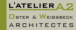 L'Atelier A2 - Oster et Weissbeck Architectes