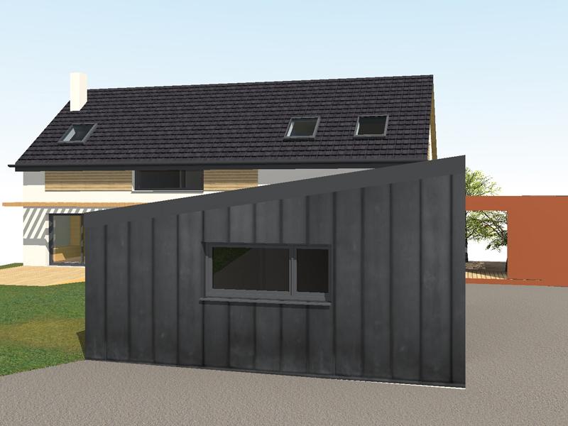 Projet construction neuve