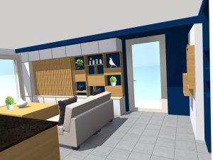 Projet mobilier