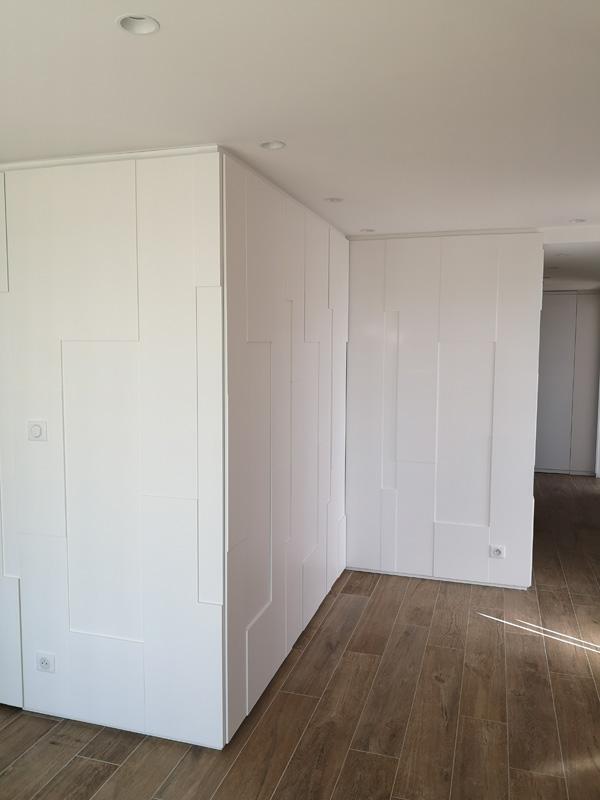 Projet aménagement intérieur